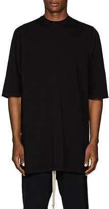 Rick Owens Men's Jumbo Cotton T-Shirt - Black