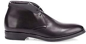 Sutor Mantellassi Men's Paride Leather Chukka Boots