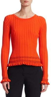 Altuzarra Malou Ribbed Sweater