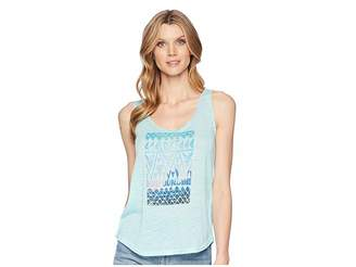 Roper 1608 Polyester Knit Loose Fit Tank