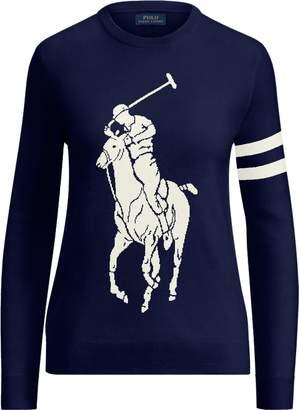 Ralph Lauren The Custom Crewneck Sweater