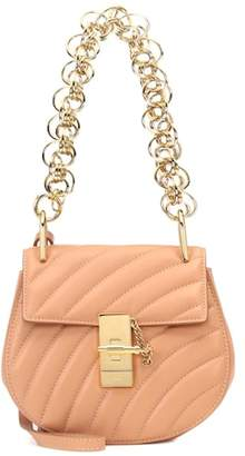 Chloé Drew Mini Bijou leather shoulder bag