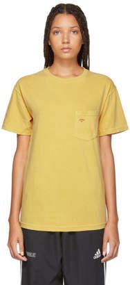 Noah NYC Yellow Pocket T-Shirt