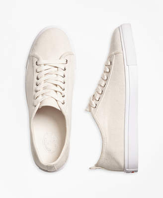 Brooks Brothers Canvas Sneakers