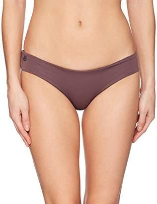 Maaji Women's Sublime Hipster Cut Reversible Swimsuit Bikini Bottom