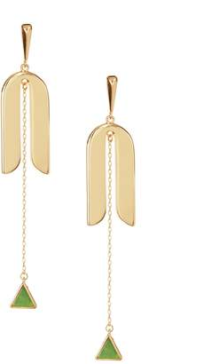 Kate Spade Modern Icon Linear Drop Earrings