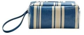 MANGO Striped cosmetic bag
