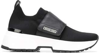 MICHAEL Michael Kors low-top sock-style sneakers