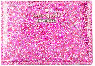 Kate SpadeKate Spade New York Glitter Card Case