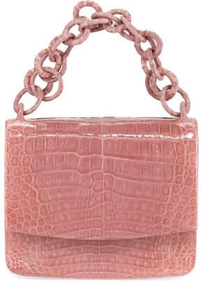 Nancy Gonzalez Nicola Crocodile Clutch Bag