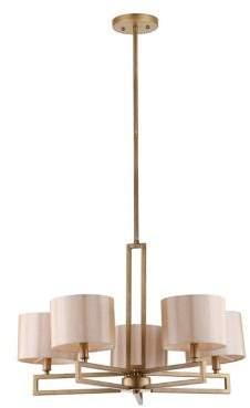 Safavieh Catena Light Antique Adjustable Chandelier