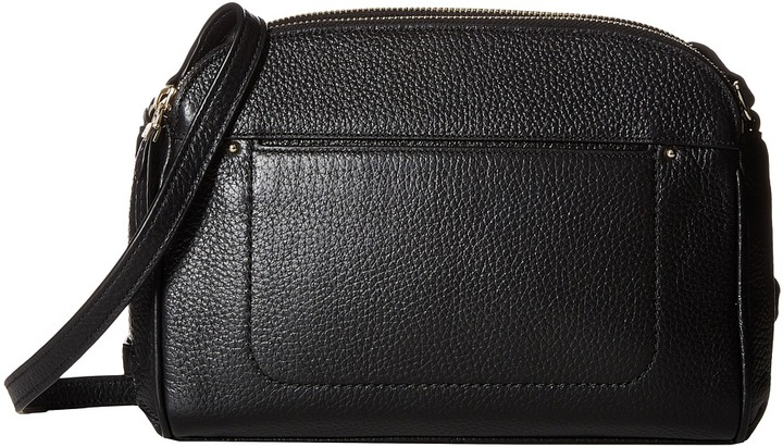 Cole Haan  Cole Haan Tali Double Zip Crossbody