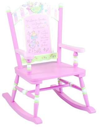 Wildkin Fairy Wishes Rocking Chair