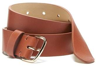 Old Navy Faux-Leather Belt for Women