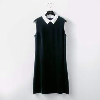 GUILD PRIME (ギルド プライム) - ギルドプライム 【LOVELESS】WOMENS ネイビーベルベットタイトドレス