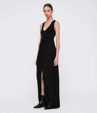 AllSaints Elke Vi Maxi Dress