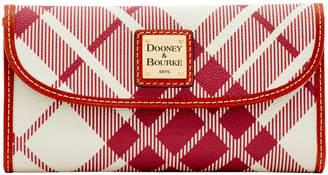 Dooney & Bourke Harding Continental Clutch