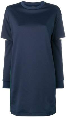 Pinko cut-out sweater dress