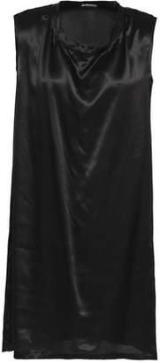 Ann Demeulemeester Silk-Satin Tunic