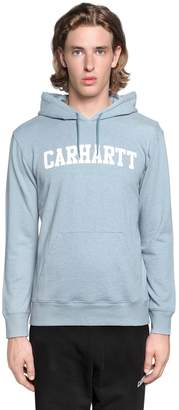 Carhartt College Logo Hooded Sweatshirt