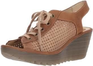 Fly London Women's YEKI841FLY Wedge Sandal
