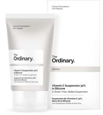 The Ordinary NEW Vitamin C Suspension 30% in Silicone 30ml Womens Skin Care