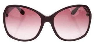 Tom Ford Sheila Oversize Sunglasses