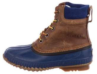 Sorel Rubber Ankle Boots