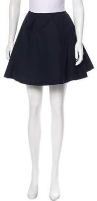 Chris Benz Mini Circle Skirt