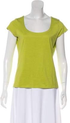 Magaschoni Silk-Blend T-Shirt