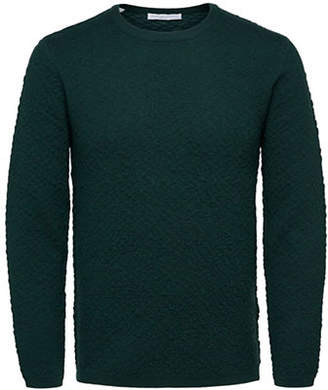 Selected Wool-Blend Sweater