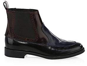 Tod's Women's Leather Ankle Boots