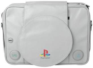 Sony Playstation One Console Messenger Bag, Grey (Mb128818Sny) - Accessories