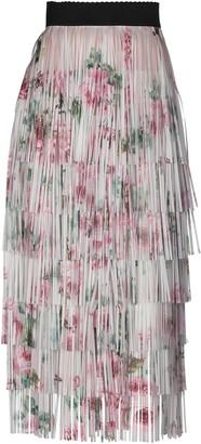 Dolce & Gabbana 3/4 length skirts - Item 35388709FV