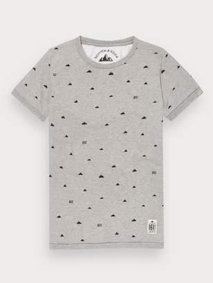 Scotch & Soda Basic T-Shirt