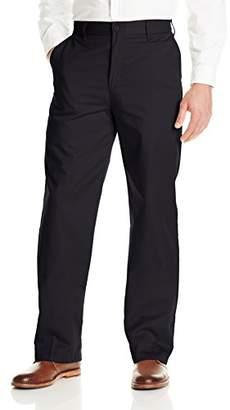 Classroom Uniforms Classroom Men's Tall Flat Front Pant Inch Inseam