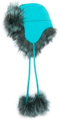 Fendi aviator winter hat