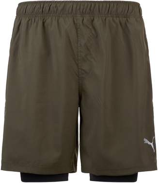 Puma 2-In-1 Running Shorts
