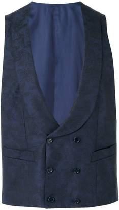 Canali formal waistcoat