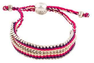 Links of London Wimbledon Double Cord Friendship Bracelet