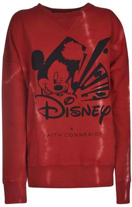 Faith Connexion Mickey Mouse Sweatshirt