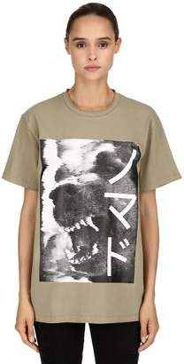 Dim Mak Collection Paradise Printed Cotton Jersey T-shirt