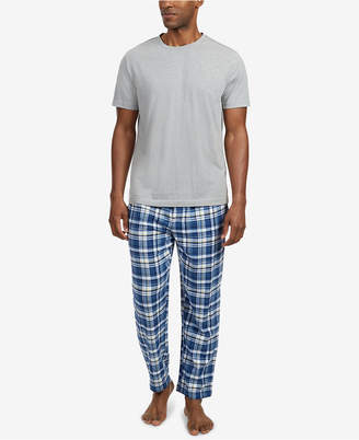 Nautica Men's Woven Pajama Set