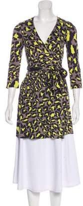 Diane von Furstenberg Vintage Silk Tunic