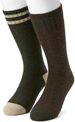 Columbia Men's 2-pack Thermal Crew Socks
