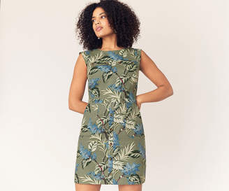 Oasis JASMINE SHIFT DRESS