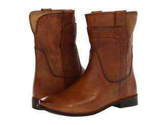 Frye Paige Short Riding Women's Pull-on Boots