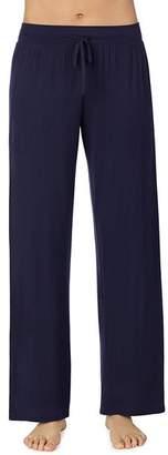 Donna Karan Long Jersey Drawstring Pants