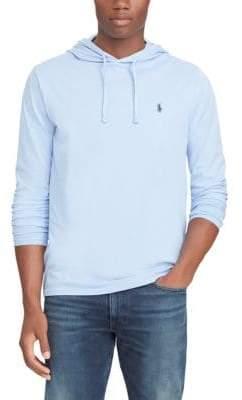 Polo Ralph Lauren Cotton Jersey Hoodie