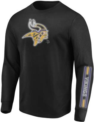 Majestic Big & Tall Minnesota Vikings Hit Tee